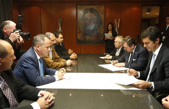 la-provincia-y-la-camara-de-comercio-argentina-israeli-ampliaran-el-intercambio-de-experiencias