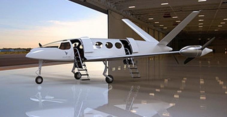 avión-eléctrico